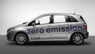 """Daimler azionista di maggioranza nella nuova società """"Automotive Fuel Cell Cooperation"""""""