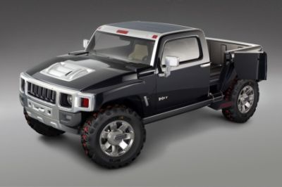 H3T – il  pick up di casa Hummer