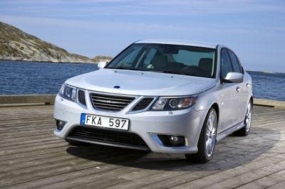 Un altro premio alla sicurezza di Saab 9-3
