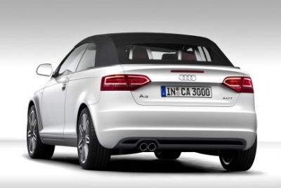 Al Motor Show di Bologna sarà svelata la nuova Audi A3 Cabriolet