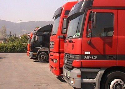 Il calendario 2008 dei divieti di circolazione per i camion