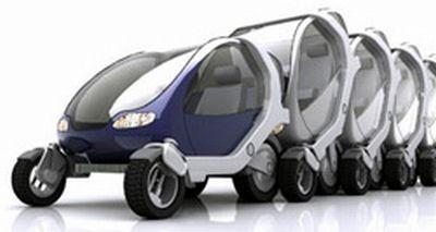 """I ricercatori del MIT (Massachusetts Institute of Technology) lavorano al progetto """"City Car"""""""