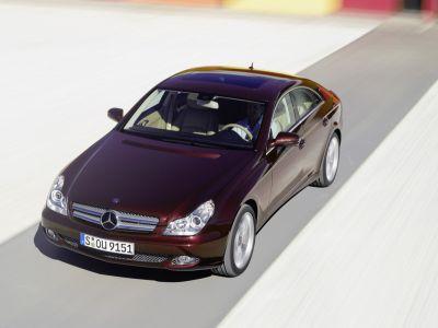 Lieve restyling per la Mercedes-Benz CLS