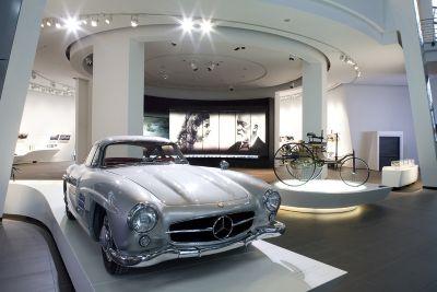 """""""Mito SL"""" – Esposizione speciale nel nuovo Mercedes-Benz Center di Milano"""
