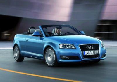 Nuova Audi A3 Cabriolet, ecco i prezzi per l'Italia