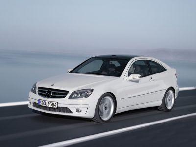 Nuova Mercedes-Benz CLC, una vettura ricca di temperamento