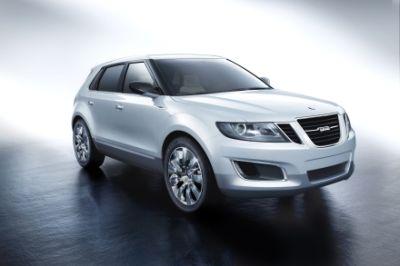 Salone di Detroit – Saab presenta la 9-4 X BioPower Concept
