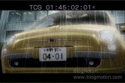 """Il Giappone accoglie la Fiat 500, """"scritturata"""" per il film di animazione """"Lupin the IIIrd Green vs Red"""""""