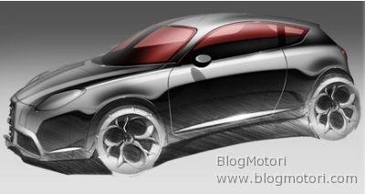 L'Alfa Junior verrà presentata ai concessionari il 18 Marzo ?