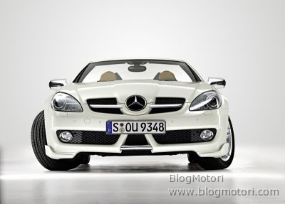 La nuova generazione di Mercedes-Benz Classe SLK