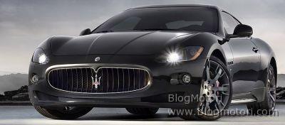 A Ginevra la Maserati GranTurismo S