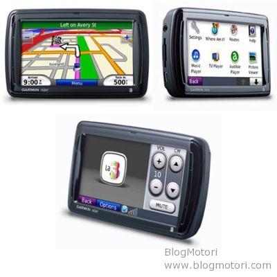 Garmin Nuvi 900, il primo navigatore che permette di accedere alla programmazione di La3 TV
