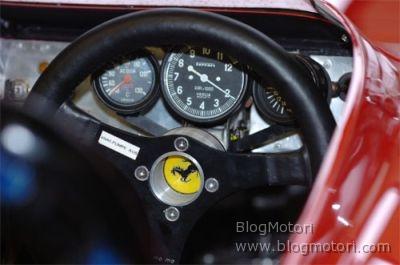 Historic Mugello Festival, una domenica all'insegna delle Ferrari