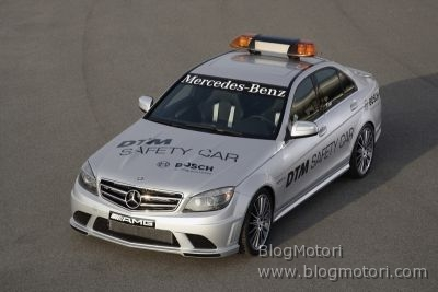 Mercedes-Benz C 63 AMG Safety Car ufficiale del campionato DTM