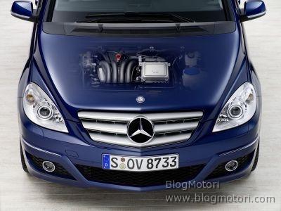 Mercedes-Benz protagonista del MoTechEco, a Roma dal 22 al 25 maggio 2008