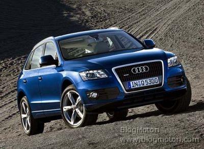 Nuova Q5, ecco le foto ufficiali del SUV Audi