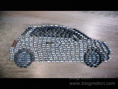 """""""Ogni Fiat è 500% Fiat"""", con questo slogan è partita l'originale campagna pubblicitaria di Fiat Automobiles"""