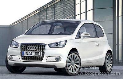 Audi i piani futuri for 5 piani di garage per auto