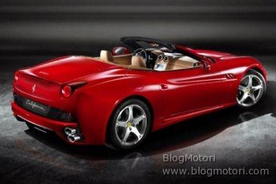 California, il nuovo gioiello Ferrari