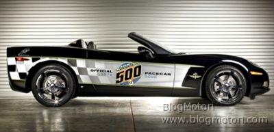 "Corvette Driving Days e Indy 500 ""Pace Car"""