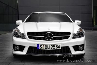 Mercedes SL 63 AMG Edition IWC by AMG Performance Studio