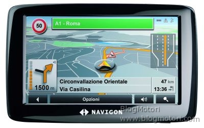 Disponibile in Italia il nuovo NAVIGON 2100 – 2110 max