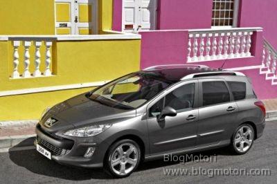 Peugeot 308, concepita per soddisfare al massimo le aspettative di comodità