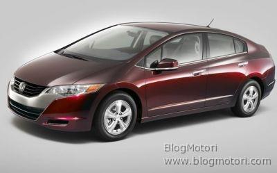 """Honda Fcx Clarity, la """"Zero-Emission Sedan"""" del futuro"""