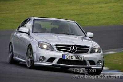 Mercedes-Benz, ecco la Classe C più potente di sempre