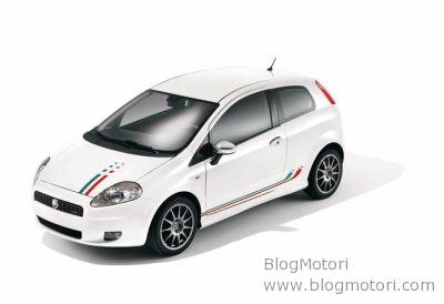 Nuova gamma Fiat Grande Punto MY 2008