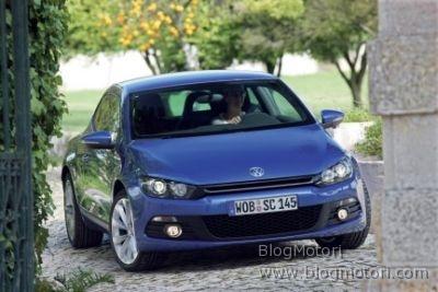 Ottobre 2008, torna la Volkswagen Scirocco
