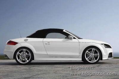 Audi TT, nuova versione entry level da 30.950 Euro