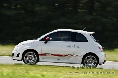 Il 19 luglio debutta la Fiat 500 Abarth