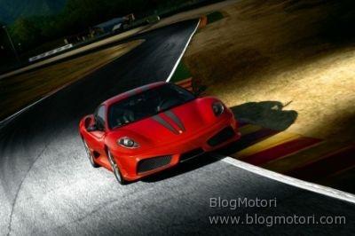 Ferrari F430 Scuderia eletta auto di lusso 2008