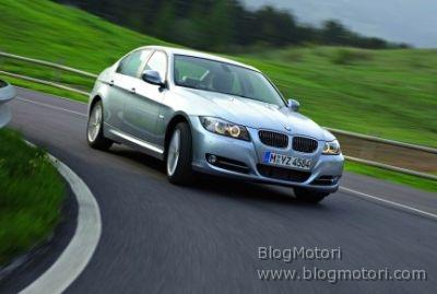Restyling per la BMW Serie 3 E90