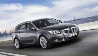 Insignia Sports Tourer, la nuova station wagon Opel
