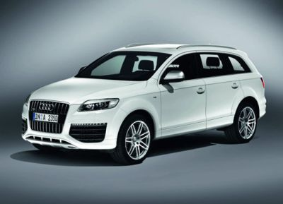 Audi Q7 V12 TDI quattro, il SUV diesel più potente del mondo
