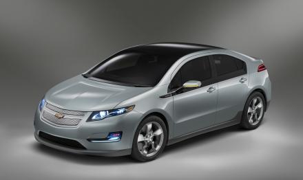 Con Chevrolet Volt GM punta su un futuro all'avanguardia