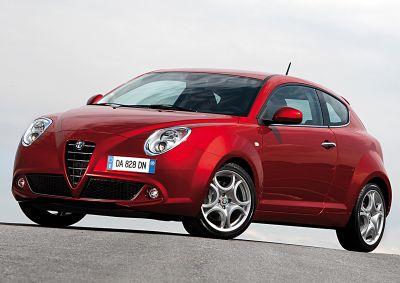 Auto Europa 2009: Alfa Romeo Mito e Lancia Delta si piazzano ai primi due posti