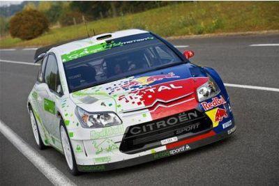 C4 WRC HYmotion4: prima vettura dedicata al WRC ed equipaggiata di un sistema ibrido