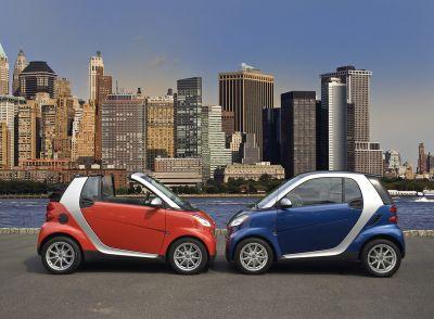 Environmental Protection Agency: la smart fortwo è la vettura più economica tra quelle non ibride