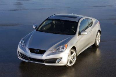 Hyundai Genesis Coupe: sportiva da 300 cavalli con un prezzo abbordabile