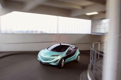 Mazda Kiyora, al debutto mondiale al Salone di Parigi