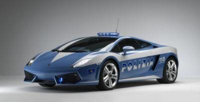 Nuova Lamborghini Gallardo LP560-4 alla Polizia di Stato