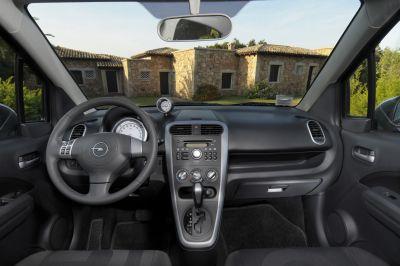 Nuova Opel Agila 1.2 Enjoy Automatica
