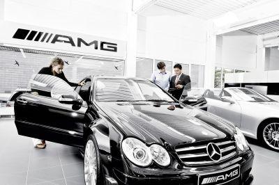 AMG, il marchio ad alte prestazioni della divisione Mercedes-Benz Cars inaugurerà 175 nuovi AMG Performance Center