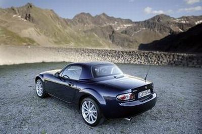 Andar per Langhe con Mazda MX-5