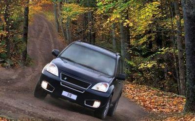 Motor Show 2008: cinque le anteprime nazionali di DR