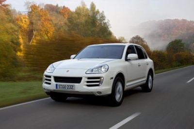 Porsche Cayenne con motore diesel, in vendita a partire da febbraio 2009 al prezzo di 58.098,00 Euro
