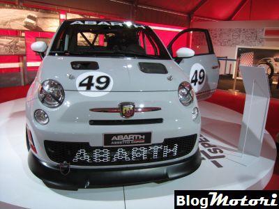 Abarth 500 Assetto Corse: il video della piccola supersportiva destinata alle competizioni